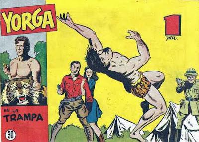 Yorga Nº 30-Hispano Americana de Ediciones