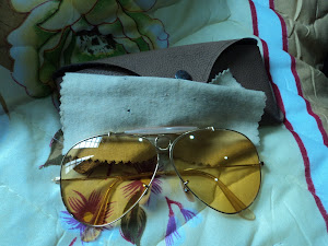 Ray Ban Shooter Ambermatic RARE!!! (SOLD)