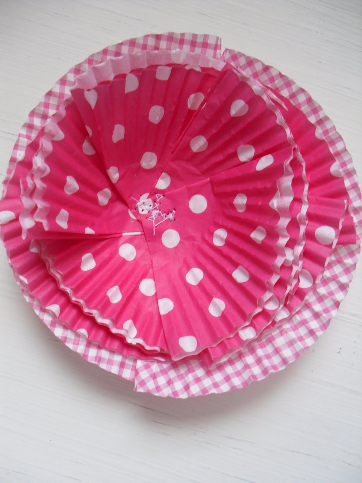 giant cupcake liner template - adam 39 s blankie children 39 s boutique cupcake liner headband