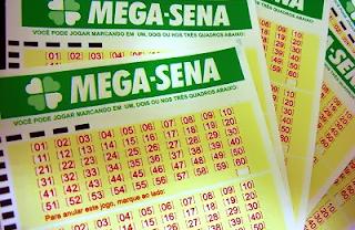 MEGA-SENA ACUMULA E PODE PAGAR R$ 40 MILHÕES NA PRÓXIMA QUARTA-FEIRA