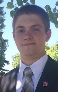 Elder Justin Mickelson