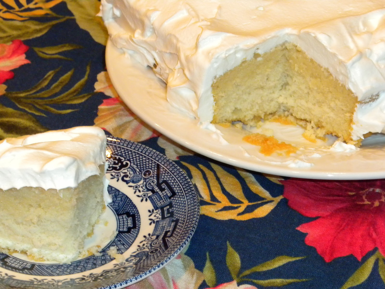 Gluten-Free Tres Leche (Celebration) Cake & Giveaway by Substance of Living