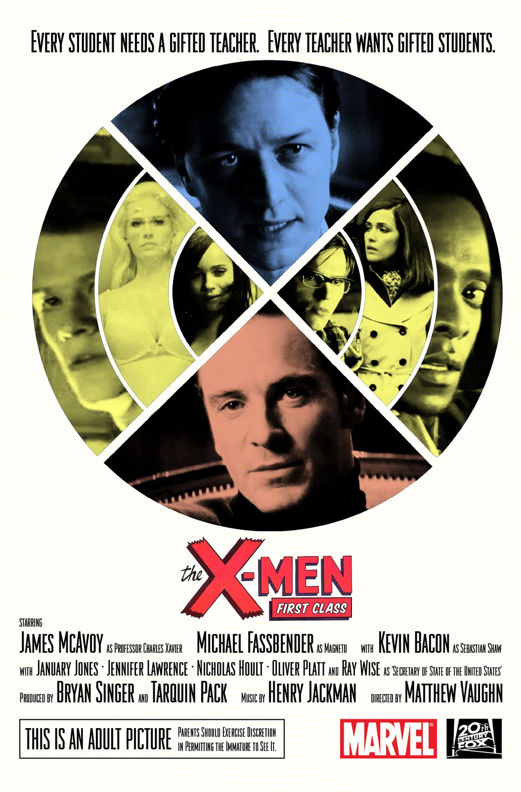 Men poster contestX Men First Class 2 Poster