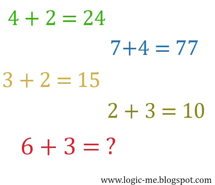 Logical Thinking Puzzles