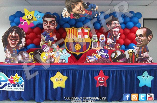 Organizacion de fiestas infantiles decoracion y animacion - Decoracion infantil barcelona ...