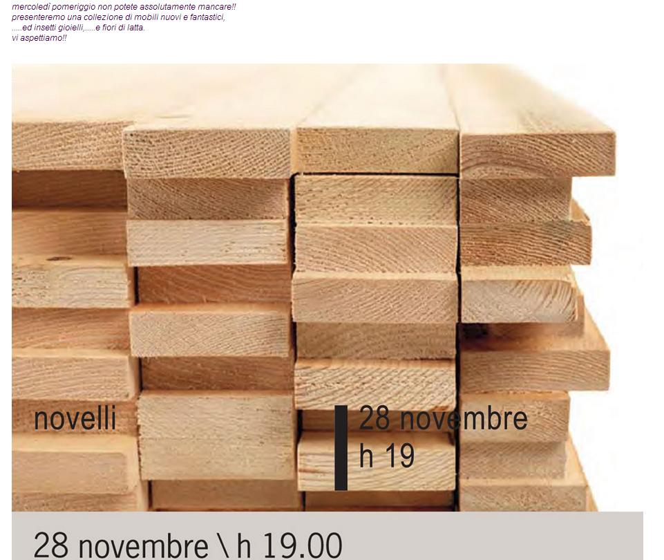 Il blog di ciro discepolo novembre 2012 for Novelli arredamenti