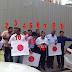 12 JUTA PENYOKONG @anwaribrahim BERDEMO DI HADAPAN KEDUTAAN JEPUN DI KUALA LUMPUR!!!! #HALAUanwar
