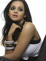 Bhavana, Hot, Photoshoot, In, Black