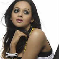 Bhavana hot photoshoot in black