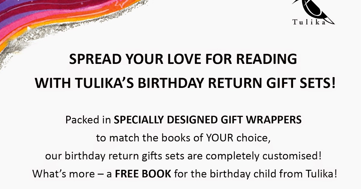 Tulika Publishers Tulikas Birthday Return Gift Sets