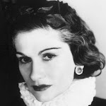 "Gabrielle Bonheur ""Coco"" Chanel"