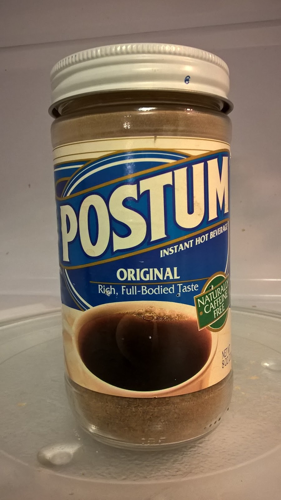 Postum Hot Drink
