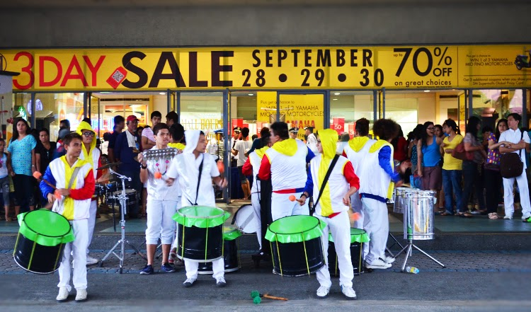 SM San Lazaro 3-Day Sale FUN Experience!