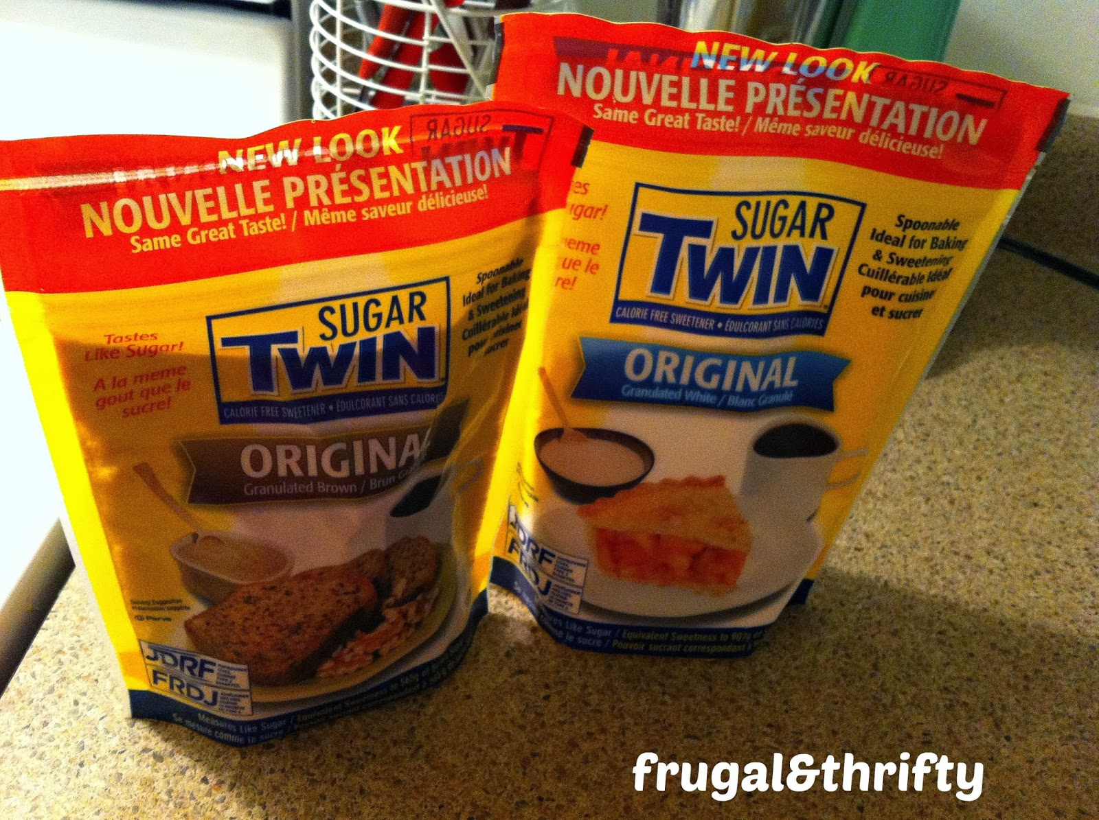Frugal Thrifty Sugar Free Diabetic Cookies