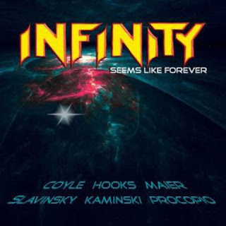 capa Infinity Seems Like Forever – 2013