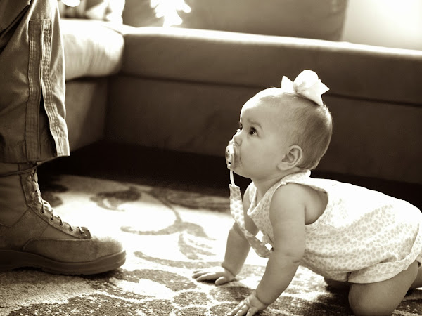 Combat Boots and Babies