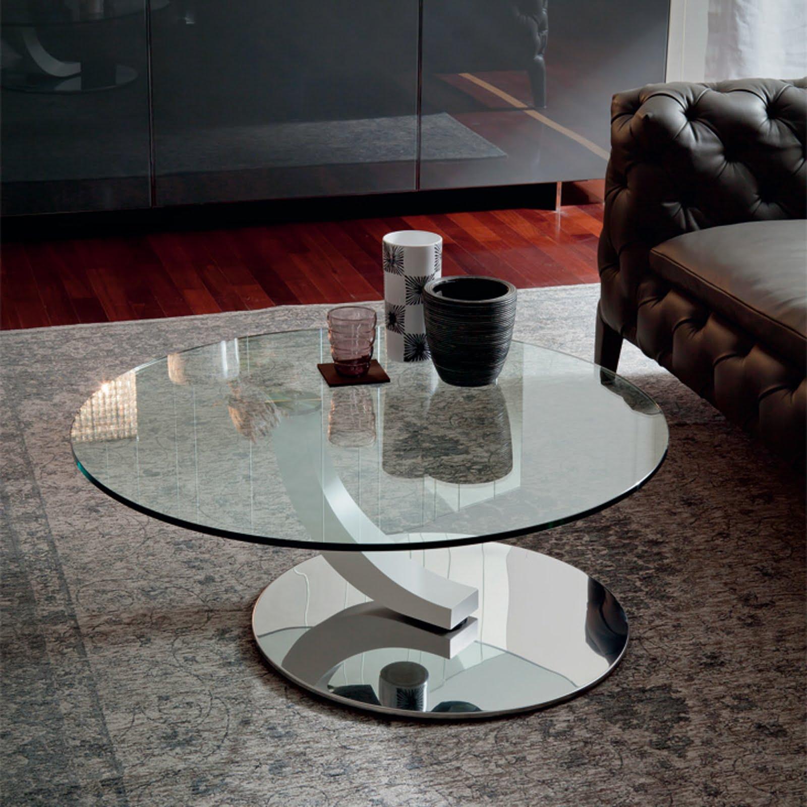 Coffee Table Cobra Inox Cattelan Italia Italian Furniture - The-cattelan-italias-spiral-was-designed-by-ca-nova-design