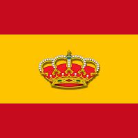 Bandera coronada