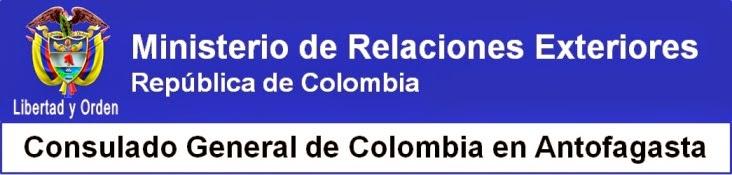Consulado de Colombia en Atofagasta