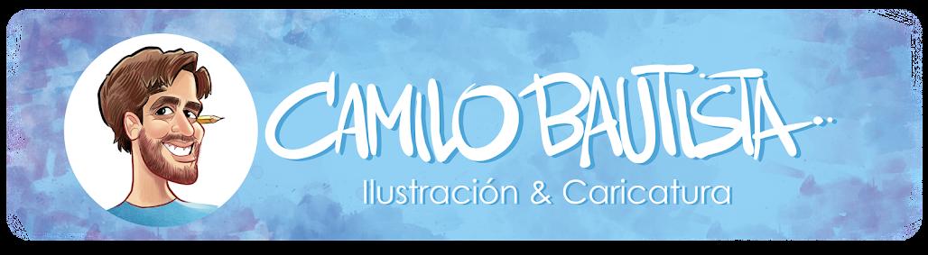 Camilo Bautista / ilustración y caricaturas
