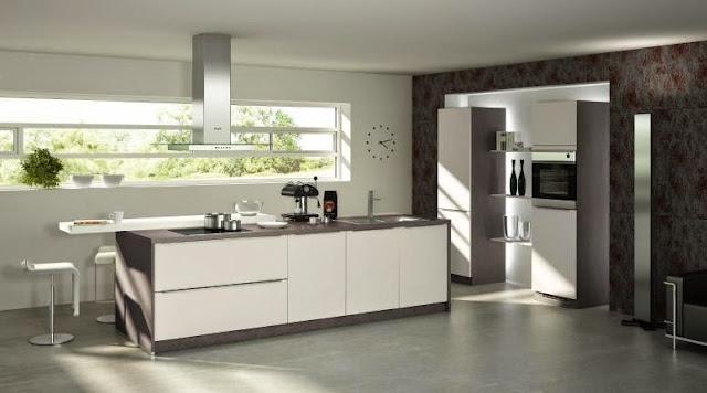 Simple Kitchen Interior Design