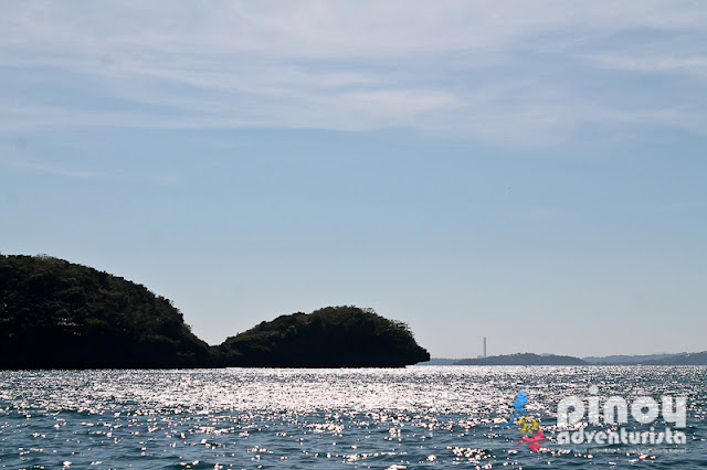 Island Hopping in Hundred Islands Pangasinan