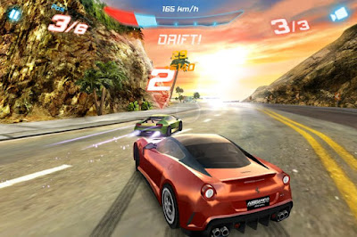 Free Asphalt 6: Adrenaline Full Apk + Data for Android (Offline)