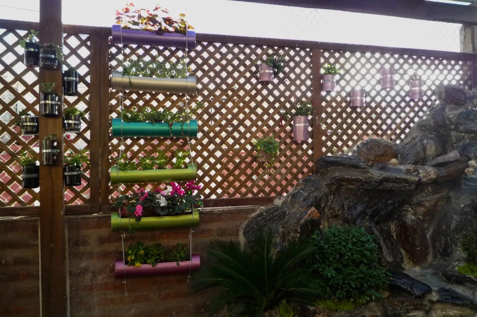 Material para jardin vertical ideas de disenos - Material para jardin ...