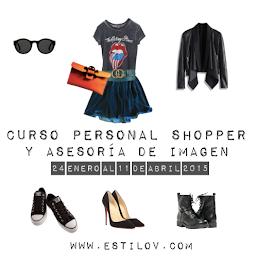 Curso asesoría de imagen y Personal Shopper 2015