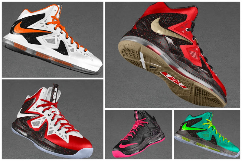 lebron shoes 1 10 nike lebron 10 ps elite ...