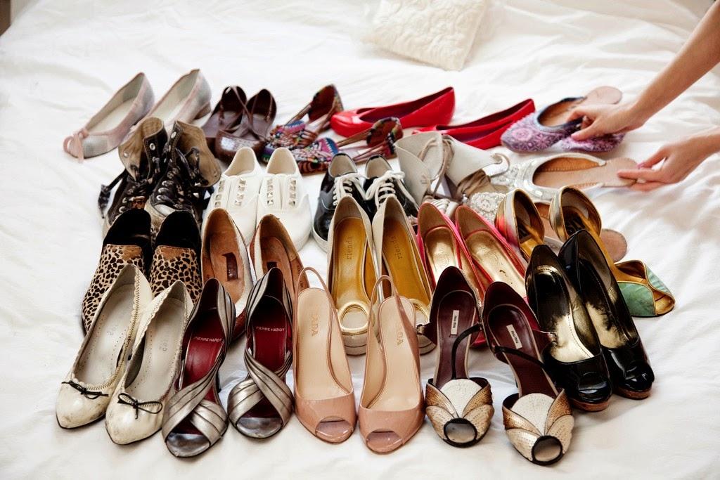 Lindos zapatos de fiesta para 15 años