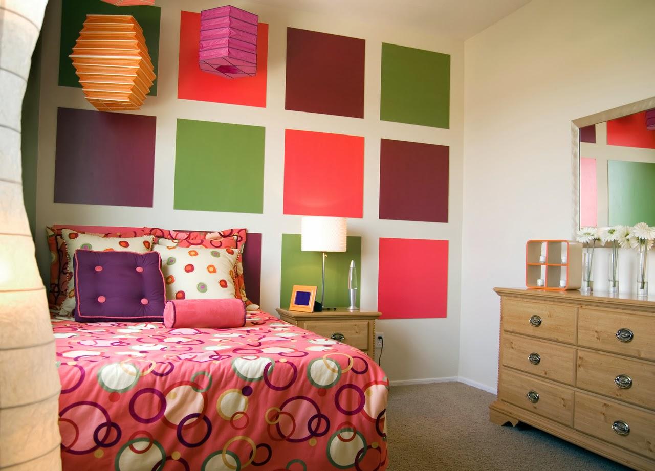 Как своими руками украсить комнату девочке подростку