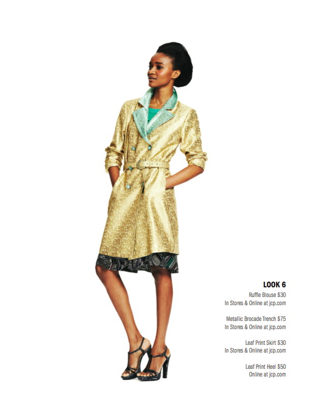 Duro Olowu for JCPenney Spring/Summer 2013 Collection