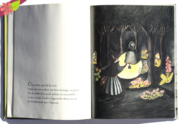 """L'enfant racine"" de Kitty Crowther"