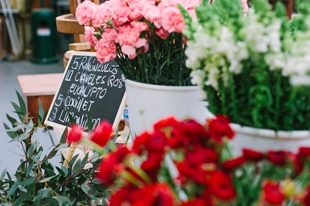 Taller floral navideno by urban plant en Mercantic St Cugat
