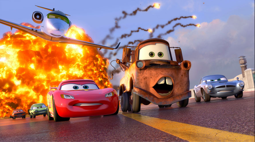 Film Review: Cars 2 (2011) A Mighty Fine Blog Film Review Cars 2 890x497 Movie-index.com