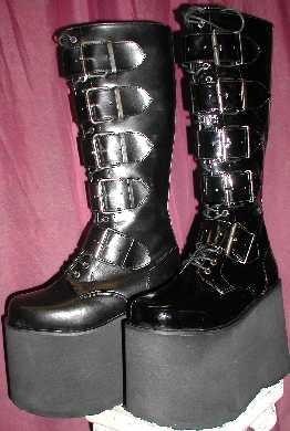 Platform Boots Gothic4
