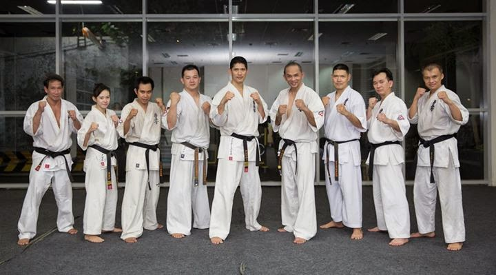 Kyokushin Join Training
