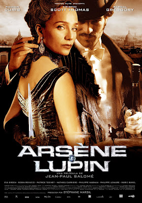 cartel arsene lupin Download   Arséne Lupin: O Ladrão Mais Charmoso do Mundo