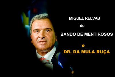 Miguel Relvas: A FALTA DE VERGONHA TEM LIMITES?