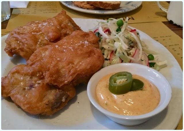 Mishkin's, London - Fried Chicken