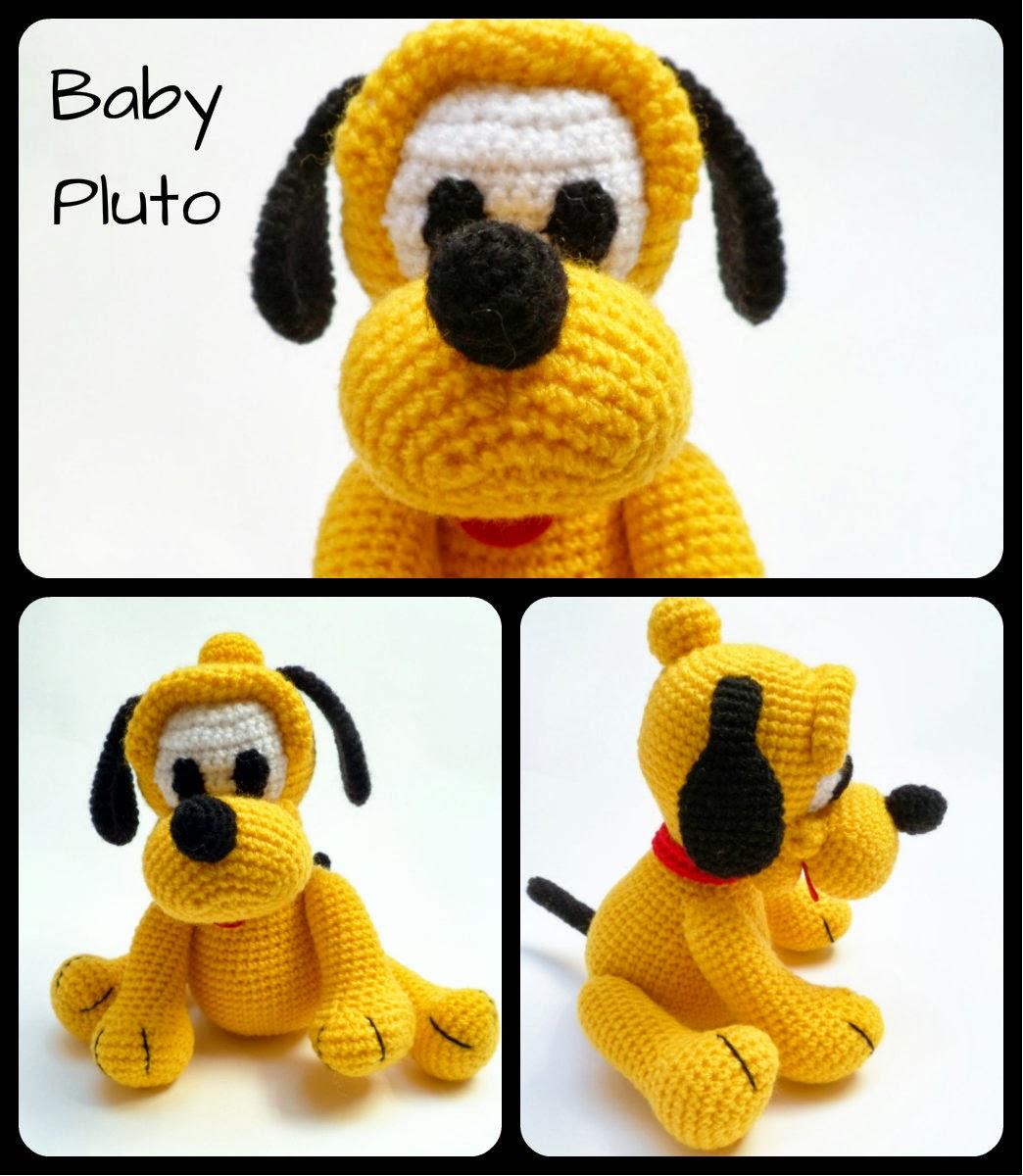 Patron Amigurumi Baby Minnie : Free Patterns For Baby Mickey Mouse Amigurumi Joy Studio ...
