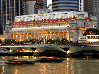 Fullerton Hotel of Singapore