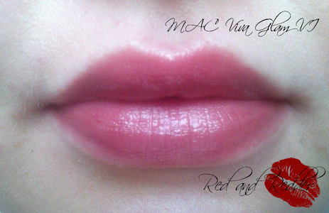 MAC Viva Glam VI Lipstick Swatch and Review