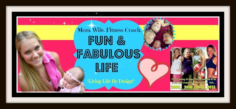 Fun & Fabulous Life: Crystal Laiti