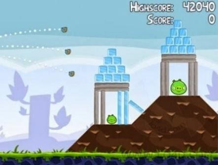 Screenshot 2 - Angry Birds 3.3.3   ApKLoVeRz