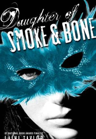 Laini Taylor on Tour and Daughter for Smoke and Bone Chapter Sampler