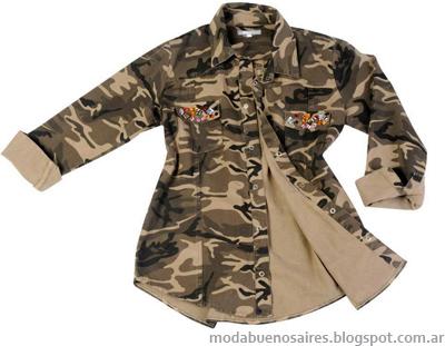 Muaa otoño invierno 2013 moda camisas