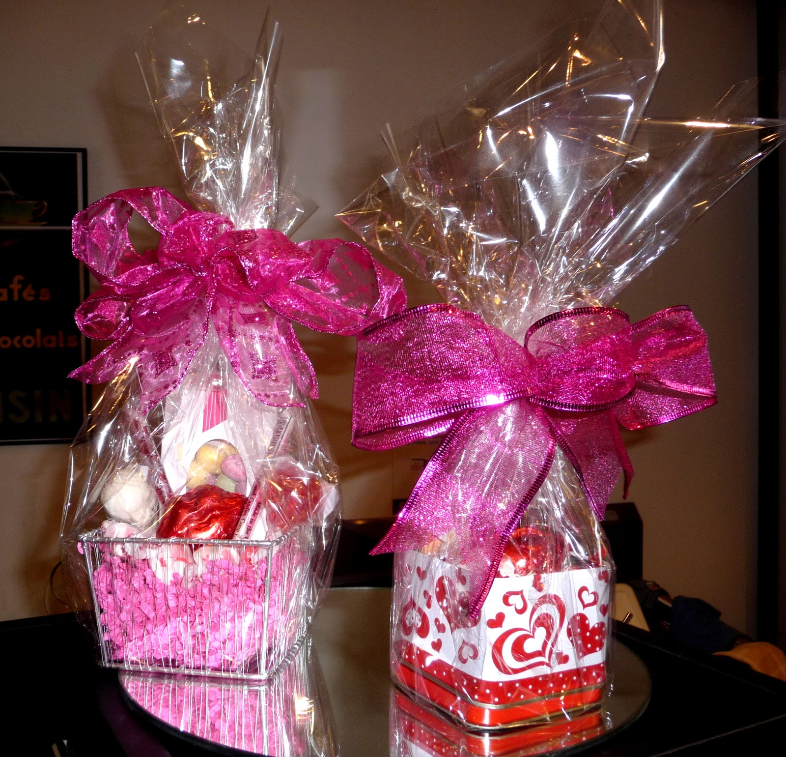 Sweet Distractions: Valentines Day Gift Baskets