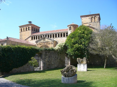 Romanesque Collegiate of Santa Juliana in Santillana del Mar